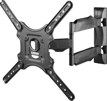 Кронштейн для телевизоров ONKRON M4 черный кронштейн для телевизоров onkron m 15 чёрный