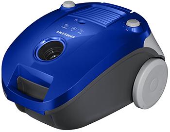 Пылесос Samsung VCC 4140 V3A синий