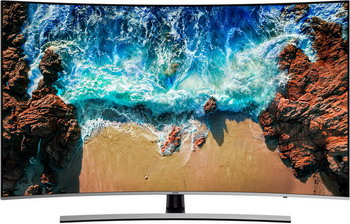 4K (UHD) телевизор Samsung UE-55 NU 8500 UXRU 4k uhd телевизор samsung ue 40 mu 6400 ux