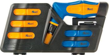 Отвертка со сменными вставками Kraft KT 700449 цена