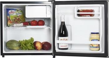 Минихолодильник Shivaki SDR-053 S серебро минихолодильник bravo xr 50 s серебристый