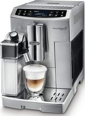 Кофемашина автоматическая DeLonghi ECAM 510.55.M PrimaDonna S Evo кофе машина delonghi ecam 28 464 m