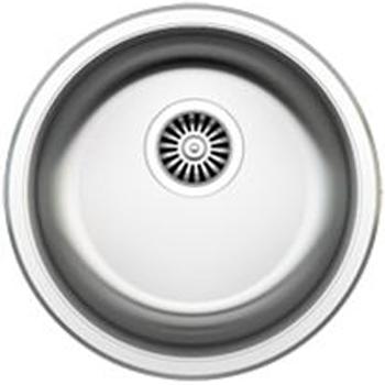 Кухонная мойка Zigmund amp Shtain KREIS 435.6 polished кухонная мойка zigmund