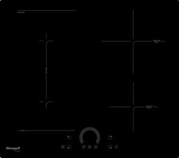 Встраиваемая электрическая варочная панель Weissgauff HI 643 BFZ weissgauff hvb 675