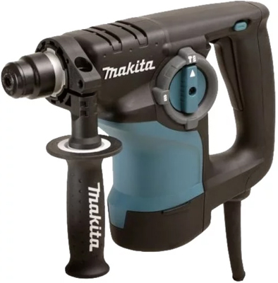Перфоратор Makita SDS Plus HR 2800 перфоратор hr2810 800 вт 2 9 дж sds plus makita