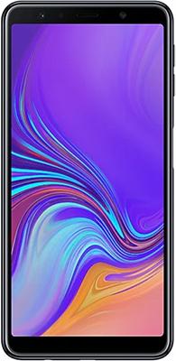 Мобильный телефон Samsung Galaxy A7 (2018) SM-A 750 черный samsung galaxy a7 2016 sm a710f черный