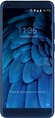Мобильный телефон ZTE Blade V9 (4+64) синий yft milling cutter diameter 6mm 4 blade carbide end mills tungsten steel hardness hrc 60 degrees cnc tool router