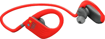 Вставные наушники JBL Endurance DIVE красный JBLENDURDIVERED jbl endurance dive red