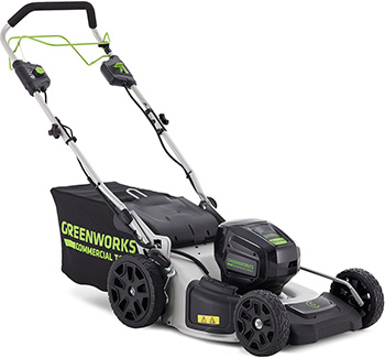 Колесная газонокосилка Greenworks GC 82 LM 51 SPK5 2502607 UB
