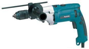 Дрель Makita HP 2071 F набор инструмента force f 4821r f 4821
