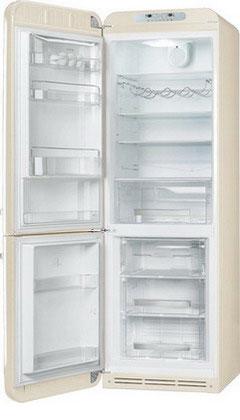Двухкамерный холодильник Smeg FAB 32 LPN1 двухкамерный холодильник smeg fab 32 rpn1