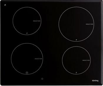 Встраиваемая электрическая варочная панель Korting HI 64502 B korting hi 6203 black
