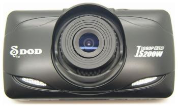 Фото Автомобильный видеорегистратор DOD. Купить с доставкой