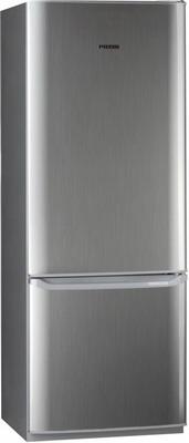 Двухкамерный холодильник Позис RK-102 серебристый металлопласт холодильник pozis rk 139 w