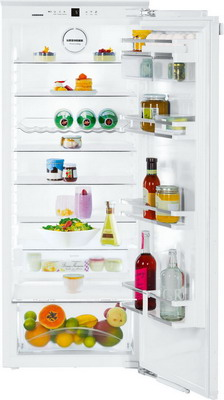 Встраиваемый однокамерный холодильник Liebherr IK 2760 Premium встраиваемый двухкамерный холодильник liebherr icbp 3266 premium