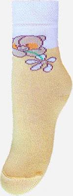 Носочки Брестский чулочный комбинат 14С3081 р.13-14 030 желтый