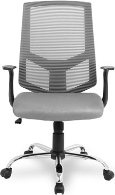 Кресло College HLC-1500 F-1C Серый кресло college hlc 1500 f 1c черный
