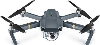 Квадрокоптер DJI Mavic Pro черный квадрокоптер dji mavic pro с тепловизором flir boson 336x256