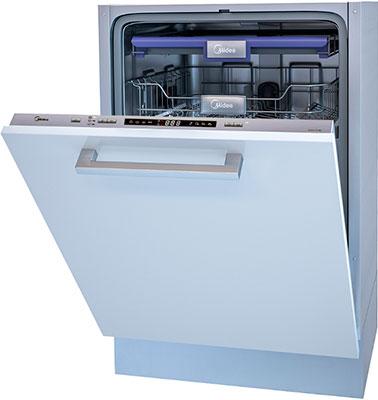 Полновстраиваемая посудомоечная машина Midea MID 45 S 700 цена и фото
