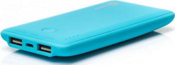 Зарядное устройство портативное универсальное Harper PB-6001 blue зарядное устройство портативное универсальное harper pb 4401 синий