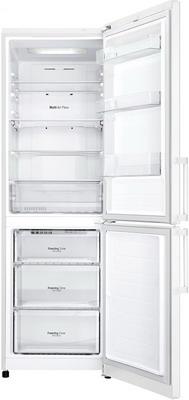 Двухкамерный холодильник LG GA-B 449 YVQZ холодильник lg ga b499ymqz silver