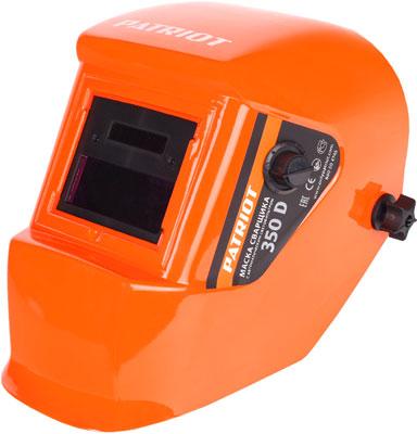 Маска Patriot 350 D new (880504745) маска сварщика patriot 350d 480гр 880504745