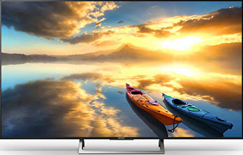 Фото 4K (UHD) телевизор Sony. Купить с доставкой