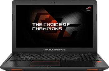 Ноутбук ASUS ROG GL 553 VD-FY 073 (90 NB0DW3-M 05180) ноутбук asus rog gl502vm