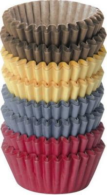 Корзинка кондитерская Tescoma цветная DELICIA  d4.0см  200шт 630624 набор мерных емкостей tescoma delicia цвет малиновый 3 шт