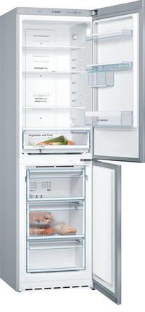 Двухкамерный холодильник Bosch KGN 39 VL 17 R холодильник bosch kgn39nw13r двухкамерный белый