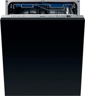 Полновстраиваемая посудомоечная машина Smeg STA 7233 L юбка gas цвет бежевый