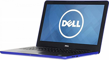 Ноутбук Dell Inspiron 5570-2899 синий ноутбук dell inspiron 5570 5402 серебристый