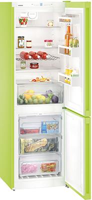 Двухкамерный холодильник Liebherr CNkw 4313 холодильник liebherr cufr 3311 двухкамерный красный
