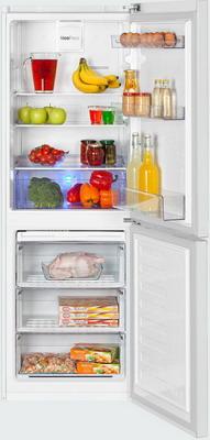 Двухкамерный холодильник Beko RCNK 296 K 00 W двухкамерный холодильник beko rcnk 321 k 00 w
