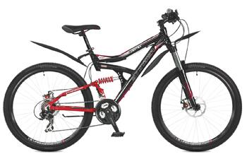 Велосипед Stinger 26'' Vertex 18'' красный 26 AFD.VERTEX.18 RD6 велосипед stinger valencia 2017