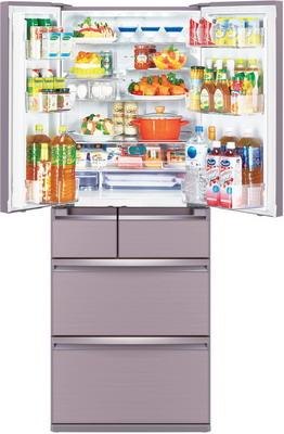 Многокамерный холодильник Mitsubishi Electric MR-WXR 627 Z-P-R1 холодильник mitsubishi mr lr78g st r