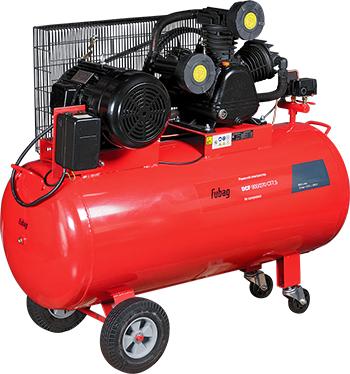 Компрессор FUBAG DCF-900/270 29838339 компрессор поршневой fubag b6800b 270 ст7 5