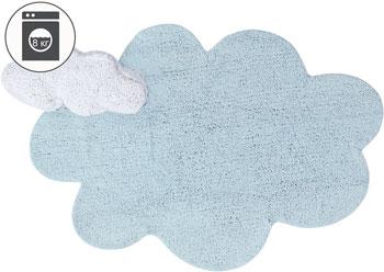 Ковер Lorena Canals облако с подушкой (голубое) 110*170 C-PUFFY-DREAM скамейка c подушкой step 2 5218kr