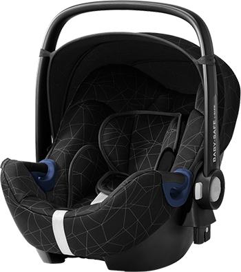 Автокресло Britax Roemer Baby-Safe2 i-size Crystal Black Highline 2000030758 база для britax roemer baby safe i size base black
