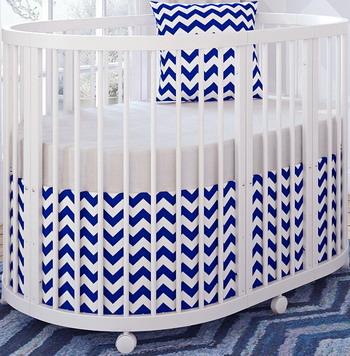 Детская кроватка Shapito TreeO White GB 5520-W