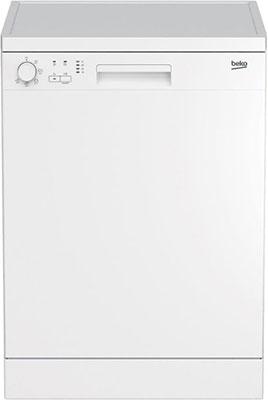 Посудомоечная машина Beko DFN 05310 W белый посудомоечная машина beko dfn 05w13s