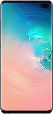 Смартфон Samsung Galaxy S 10+ 128 GB SM-G 975 F перламутр