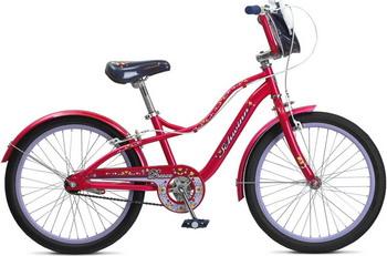 Велосипед Schwinn Breeze 20 розовый цена