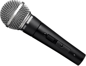 Микрофон Shure SM 58 SE микрофон shure sv200 a черный