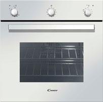 Встраиваемый газовый духовой шкаф Candy FLG 202 W встраиваемый электрический духовой шкаф smeg sf 4120 mcn