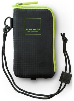 Сумка для фотокамеры Acme Made Noe Soft Pouch 100 серый/лайм