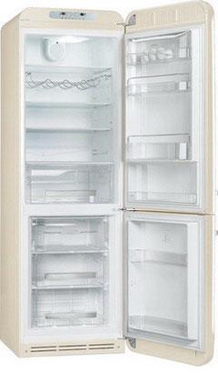 Двухкамерный холодильник Smeg FAB 32 RPN1 двухкамерный холодильник smeg fab 32 lon1