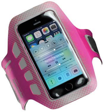 Чехол для занятий спортом Promate liveBand розовый promate neat i5 чехол для iphone 5 5s maroon