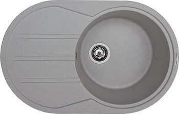 Кухонная мойка Zigmund amp Shtain KREIS OV 770 D млечный путь
