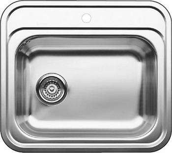 Кухонная мойка BLANCO DANA-IF полированная нерж. сталь цена и фото